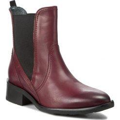 Sztyblety GINO ROSSI - Amalfia DSG501-M23-4300-7800-0 34. Szare buty zimowe damskie marki Gino Rossi, w paski, z materiału, małe. W wyprzedaży za 289,00 zł.