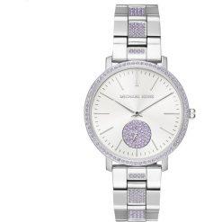 Zegarek MICHAEL KORS - Jaryn MK3855 Silver/Silver. Szare zegarki damskie Michael Kors. W wyprzedaży za 1159,00 zł.