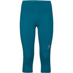 Odlo Spodnie damskie Tights 3/4 SLIQ C/O niebieskie r. S (349241). Spodnie dresowe damskie Odlo, s. Za 138,95 zł.