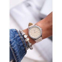 Zegarki damskie: Beżowy Zegarek I Have Us