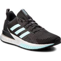 Buty adidas - Questar Tnd W DB1297 Carbon/Claqua/Cblack. Czarne buty do biegania damskie Adidas, z materiału. W wyprzedaży za 269,00 zł.