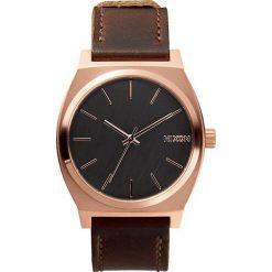 Zegarek unisex Rose Gold Gunmetal Brown Nixon Time Teller A0452001. Zegarki damskie Nixon. Za 359,00 zł.