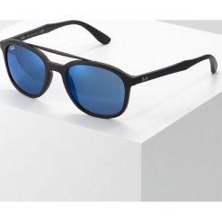 Okulary przeciwsłoneczne męskie: RayBan Okulary przeciwsłoneczne blue/ black