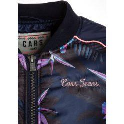 Cars Jeans KIDS KYRA Kurtka przejściowa navy. Niebieskie kurtki dziewczęce przeciwdeszczowe Cars Jeans, z jeansu. Za 209,00 zł.