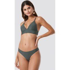 NA-KD Swimwear Dół bikini - Grey. Szare bikini NA-KD Swimwear. Za 60,95 zł.