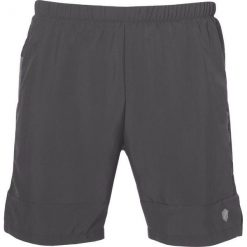 Asics Spodenki męskie Asics 7IN Shorts czarne r. XXL (154258 0779). Czarne spodenki sportowe męskie Asics, sportowe. Za 146,33 zł.