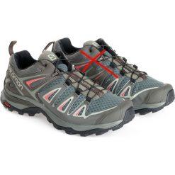 Buty trekkingowe damskie: Salomon Buty damskie  X Ultra 3 W Shadow/Castor Gray/Mineral Red r. 38 (400026)