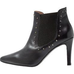 Brenda Zaro INESBO Ankle boot dylon black/nero. Czarne botki damskie skórzane Brenda Zaro. Za 629,00 zł.
