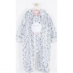 Kombinezon. Niebieskie kombinezony dziewczęce marki SPARKLE, z bawełny, długie. Za 139,90 zł.