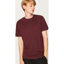 T-shirt basic - Fioletowy. Fioletowe t-shirty męskie marki DOMYOS, l, z bawełny. Za 29,99 zł.