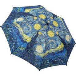 """Parasole: Parasol """"Van Gogh – Starry Night"""" w kolorze niebiesko-żółtym"""