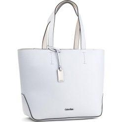 Shopper bag damskie: Torebka CALVIN KLEIN BLACK LABEL – Edit Medium Shopper K60K603833 427