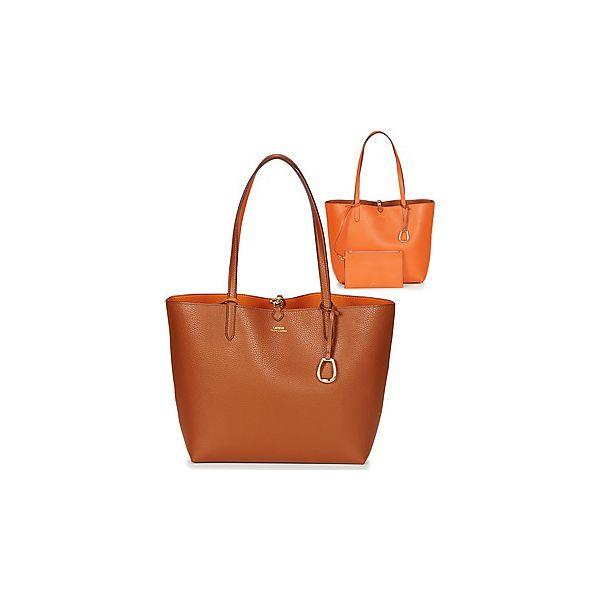 e1a87f07ca0d6 Torby shopper Lauren Ralph Lauren MERRIMACK REVERSIBLE TOTE MEDIUM ...