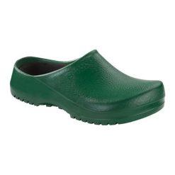 Kapcie damskie: Chodaki w kolorze zielonym