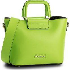 Torebka KAZAR - Valence 32887-01-09 Zielony. Zielone torebki klasyczne damskie Kazar, ze skóry. W wyprzedaży za 499,00 zł.