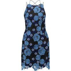 Sukienki hiszpanki: Topshop Sukienka letnia blue