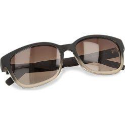 Okulary przeciwsłoneczne BOSS - 0251/S Brown Q5Y. Brązowe okulary przeciwsłoneczne damskie lenonki marki Boss, z tworzywa sztucznego. W wyprzedaży za 429,00 zł.