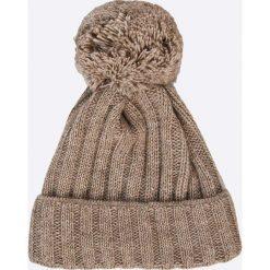 Starling - Czapka Wanda. Niebieskie czapki zimowe damskie marki WED'ZE, z materiału. W wyprzedaży za 39,90 zł.