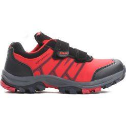 Buty sportowe chłopięce: Czerwone Buty Sportowe Wanderer