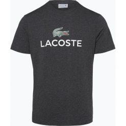 T-shirty męskie: Lacoste – T-shirt męski, szary