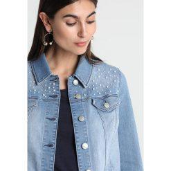 Betty & Co Kurtka jeansowa light blue denim. Niebieskie kurtki damskie jeansowe Betty & Co. Za 449,00 zł.