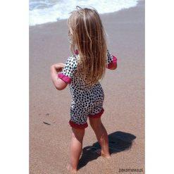 Stroje jednoczęściowe dziewczęce: Jednoczęściowy strój plażowo-kąpielowy Caje