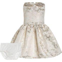 Sukienki dziewczęce z falbanami: Carter's DRESS BABY Sukienka koktajlowa ivory
