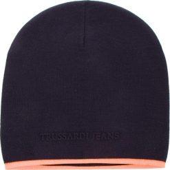 Akcesoria męskie: Czapka TRUSSARDI JEANS - Hat Knitted Fluo Stripe 57Z00077 U290