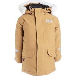 Helly Hansen ISFJORD  Kurtka snowboardowa brunette brown. Brązowe kurtki dziewczęce sportowe marki Reserved, l, z kapturem. W wyprzedaży za 329,40 zł.