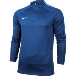 Nike Koszulka męska Squad niebieska r. XL (807063 423). Niebieskie t-shirty męskie Nike, m, do piłki nożnej. Za 134,00 zł.
