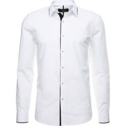 Koszule męskie na spinki: Topman LIBOR SLIM FIT Koszula biznesowa white