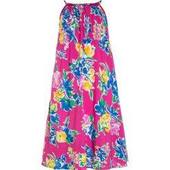Odzież dziecięca: Polo Ralph Lauren FLORAL Sukienka letnia magenta/multicolor