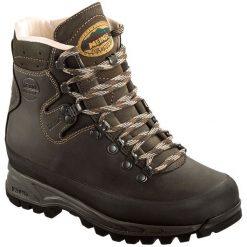Buty trekkingowe damskie: MEINDL Buty damskie Engadin Lady MFS brązowe r. 38.5 (2403-15)