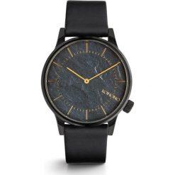 Zegarek Komono Winston Pewter. Szare zegarki męskie marki Pakamera, metalowe. Za 380,00 zł.