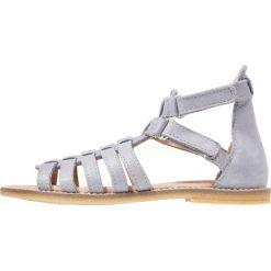 Bellybutton Sandały grigio. Szare sandały chłopięce bellybutton, z materiału, z otwartym noskiem. W wyprzedaży za 209,30 zł.