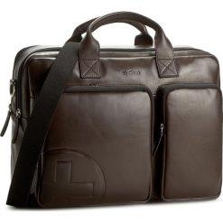 Torba na laptopa STRELLSON - Jones 4010000121 Brown 700. Brązowe plecaki męskie Strellson. W wyprzedaży za 599,00 zł.