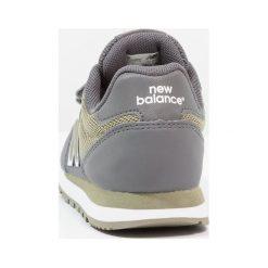 New Balance KV500 Tenisówki i Trampki dark grey. Szare trampki chłopięce marki New Balance, na lato, z materiału. Za 229,00 zł.