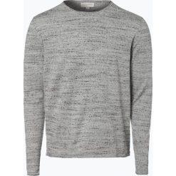 Swetry męskie: Nils Sundström – Sweter męski, szary
