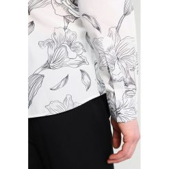 Koszule męskie na spinki: Noose & Monkey HIBISCUS TOOLE Koszula white