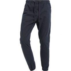 Chinosy męskie: Shine Original DROP CROTCH PANTS Spodnie materiałowe dark navy