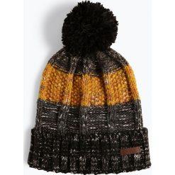Barts - Czapka męska – Vista Beanie, czarny. Czarne czapki męskie marki Barts, w paski, z polaru. Za 139,95 zł.