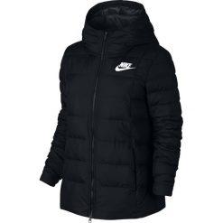 Nike Kurtka damska Sportswear Jacket W czarna r. S (854862-010). Czarne kurtki sportowe damskie Nike, s. Za 374,46 zł.