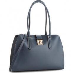 Torebka FURLA - Milano 984321 B BKV9 FSR Ardesia e. Niebieskie torebki klasyczne damskie Furla, ze skóry. Za 1750,00 zł.