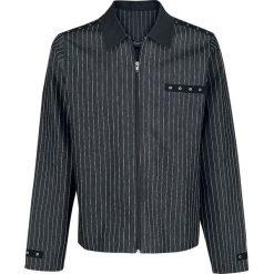 Jawbreaker Pinstripe Jacket Kurtka czarny. Czarne kurtki męskie Jawbreaker, m, w paski. Za 164,90 zł.