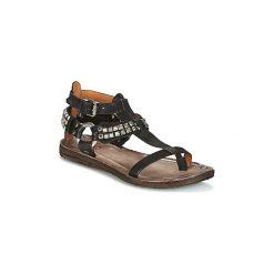 Sandały Airstep / A.S.98  RAME. Czarne sandały damskie Airstep / A.S.98. Za 739,00 zł.