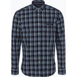 Marc O'Polo - Koszula męska, niebieski. Szare koszule męskie na spinki marki Polo Ralph Lauren, l, z bawełny, button down, z długim rękawem. Za 299,95 zł.