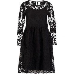 Sukienki hiszpanki: Navy London ASTRID Sukienka letnia black