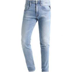 Jeansy męskie: Replay ANBASS Jeansy Slim Fit blue denim