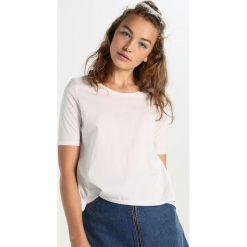 T-shirty damskie: And Less TOPAZ  Tshirt z nadrukiem wisper white