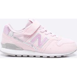Buty sportowe dziewczęce: New Balance – Buty dziecięce KV996F1Y